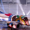 Thumbnail image for Southwest Unveils 'Missouri One' Theme-Painted 737 in Kansas City