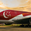 Thumbnail image for SIA Develops Special Livery for Two A380s to Mark Singapore's Golden Anniversary