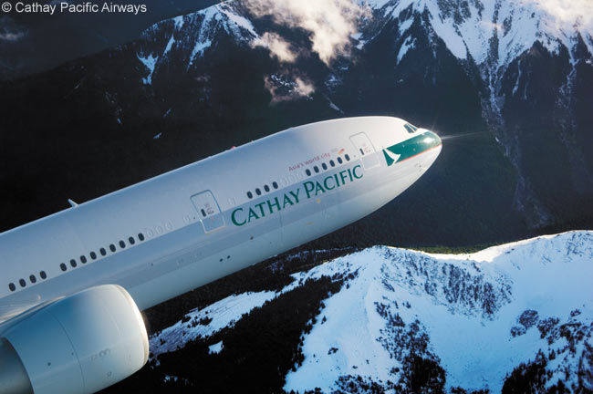 Cathay Pacific and JAL Expand Codeshare to All Their Japan-Hong ...