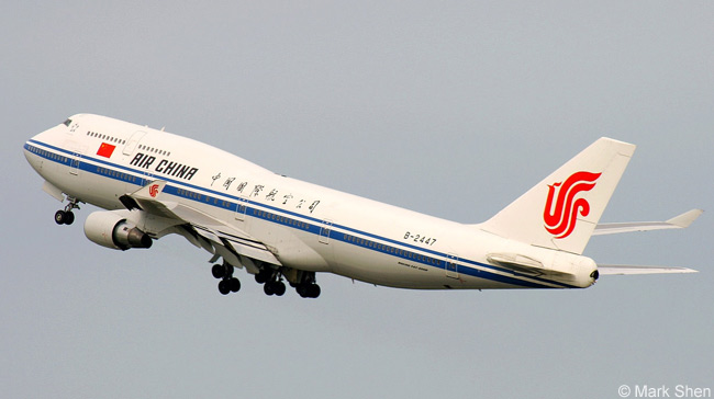 Air China To Increase Frequency And Switch To 777 300ers