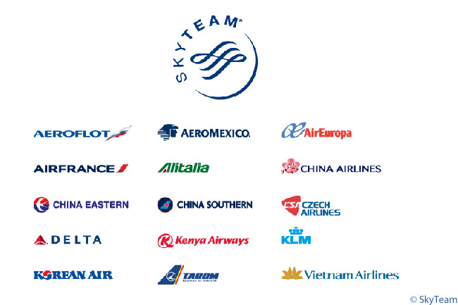 SkyTeam Member Airlines Co-Locate in Beijing Capital Airport's ...