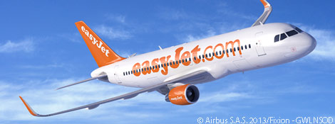 Post image for EasyJet Orders Another 27 Airbus A320s